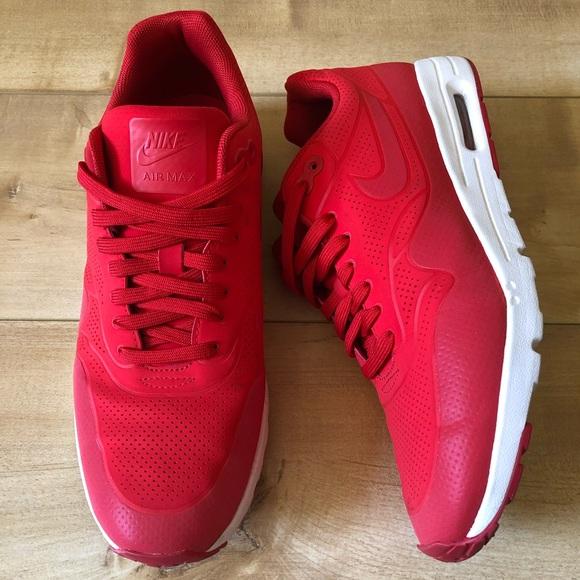 Herren Schuhe Nike Air Max 1 Ultra Moire Mittel GrauNeutral